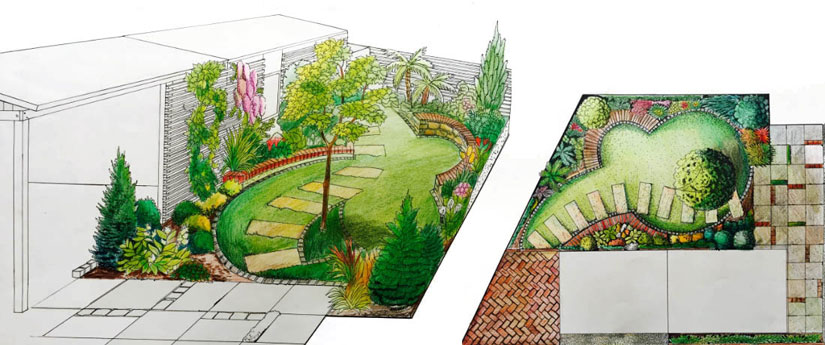 Garden and Shed Design