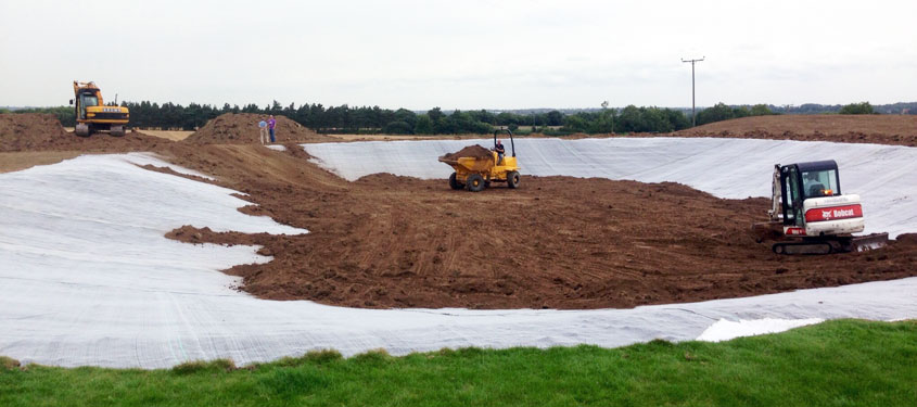 Lakes, Ponds and Water Features in Richmond and Bishop Auckland