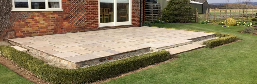 Landscapers in Darlington, Stockton and Bishop Auckland