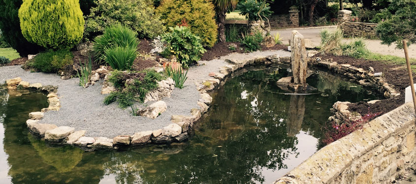 Landscaping in Richmond, Hartlepool and Durham