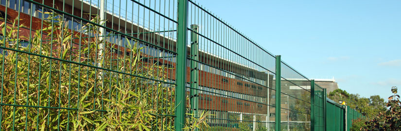 Wire Mesh Fencing in Durham