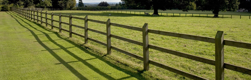 Wood Fencing in Richmond