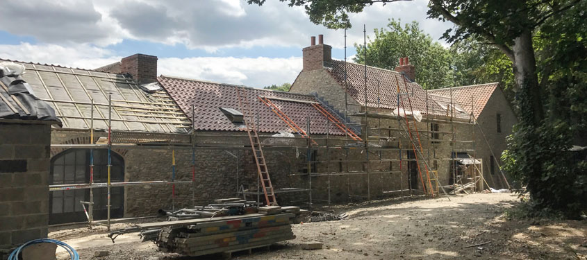 Roofing, Reroofing, Repairs and Dormers in Darlington