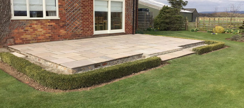 Paving and Patios in Teesside