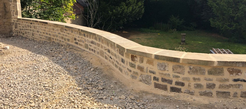 Stonework, Blockwork and Brickwork in North Yorkshire