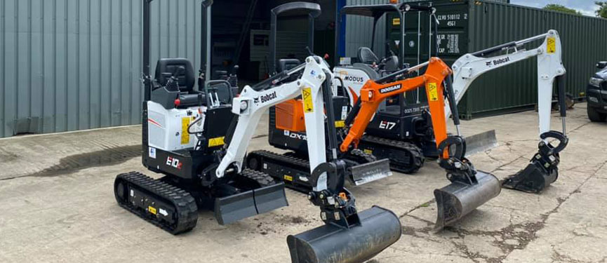 Digger Hire Middlesbrough Teesside